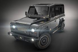 white land rover defender land rover defender 110 u0027decade edition u0027 hiconsumption