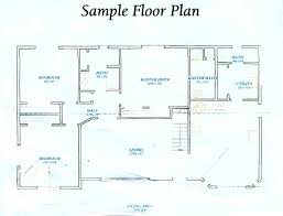 stunning design your own house floor plans free ideas home