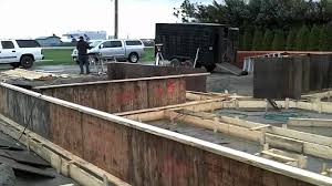 building a crawlspace with panel forms april 1 youtube