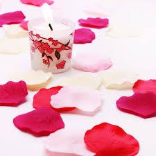 silk petals silk petals 100 pcs wedding table decorations wedding