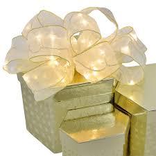 ribbon light organza ribbon light warm white led 8 1 2