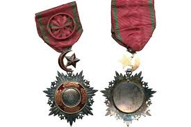 Ottoman Medals Orders Decorations And Medals World Medals Turkey