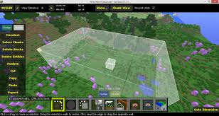 How To Use A Map In Minecraft How To Easily Remove A Forest In Minecraft The Computer Blog