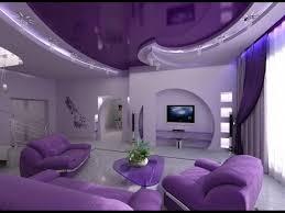 top 14 purple living room ideas