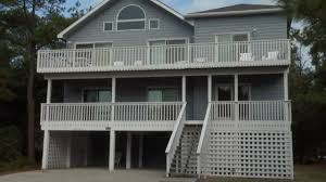 big blue beach house 5062 soundside vacation rental in corolla