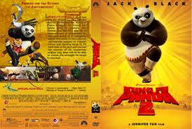 fu panda 2 dvd cover