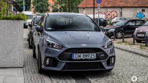 ford focus 2015 rs ford focus rs 2015 28 june 2017 autogespot