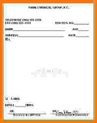 7 printable fake doctors notes free card authorization 2017