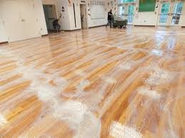 wood floor cleaning and care mgs supply services