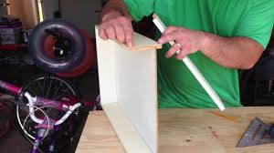 how to fix a broken drawer particle board drawer repair youtube