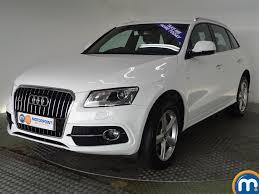 Audi Q5 62 Plate - used audi q5 white for sale motors co uk