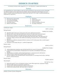 business resume templates business analyst resume template tomyumtumweb