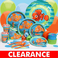 Halloween Birthday Party Supplies Plain Finding Nemo Party Supplies Almost Unusual Article Happy