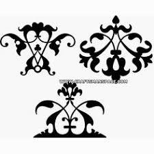 turkish ornament pattern 3 tezhip ornament