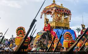 dussehra 2017 the grand festive celebration in the royal city of