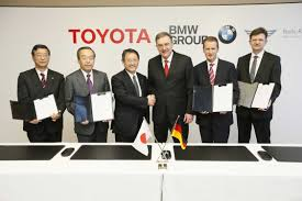 motor corporation bmw group and toyota motor corporation deepen collaboration by