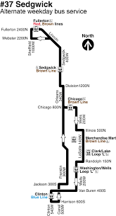 Brown Line Map Chicago by Chicago Brown Line Map Pictures To Pin On Pinterest Pinsdaddy