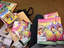 Comic Books Barnes And Noble Joan Holub May 2015