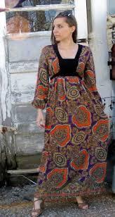 multicolor paisley print dress clothes maria morena wholesale