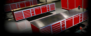 Garage Wall Cabinets Home Depot by Accessories Knockout Aluminum Cabinets Shop Metal Garage