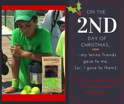 12 days of christmas tennis u0026 sport gift ideas 2 wristpect sport