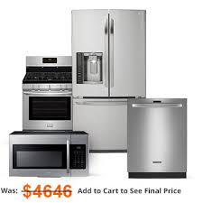 stainless steel kitchen appliances awesome stainless steel kitchen appliance package home depot samsung