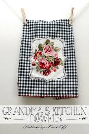 1616 best tea towels and pillowcases images on pinterest tea