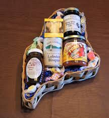 maine gift baskets great state of maine baskets by