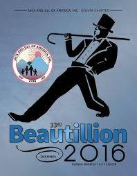 jack and jill of america denver chapter beautillion 2016 program