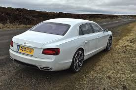 real grand touring across england in a bentley flying spur v8 s