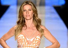 gisele bundchen is the highest paid model in the world