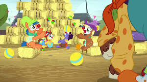clowns juggling balls image rodeo clowns juggling balls s5e6 png my pony