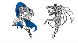 batman coloring pages kids superman coloring book