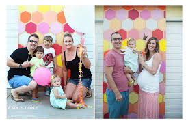 photo booth ideas diy geometric 1st birthday party photo booth ideas