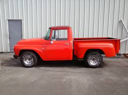 1959 F150 In Motion Outtake 1964 International C900 U2013 The Smallest American