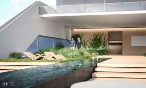 Nature Concept In Interior Design Hareide Design 108m Mega Yacht Yachting Magazine