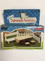 Sylvanian Families Garden Sylvanian Families Garden Set Tomy 1980 U0027s U2013 Sylvanian Families