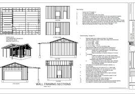 Free Wood Shed Plans Materials List by Download House Plans With Material List Zijiapin