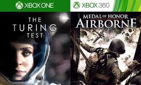the turing test u0026 medal of honor airborne ægis