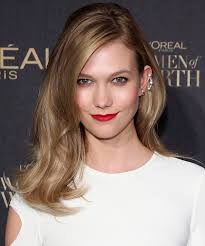 karlie kloss hair color karlie kloss visits white house with bill nye the science guy