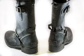 motorcycle boots that look like shoes the destroyed shoes of nyc gothamist
