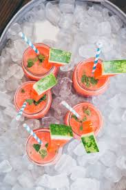 watermelon mojito watermelon mojito mocktail u2014 madeline lu