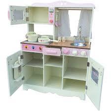 kinderküche holz gebraucht vintage kinderküche spielküche aus holz creme mit zubehör