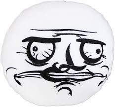 Meme Emoticon Face - me gusta face meme kissen rage faces meme and memes