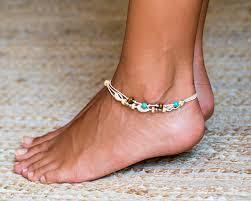 ankle bracelet from images String ankle bracelets beach anklet for women shell anklet beach jpg