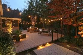 deck string lighting ideas outdoor deck lighting ideas deck outdoor lighting ideas outdoor led