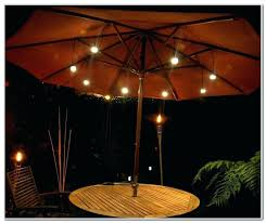 Patio Umbrella Lights Led Fashionable Patio Umbrella Lights Amazing Patio Umbrella Lights