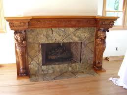candle fireplace mantle faux mantel diy ideas pinterest diy fake