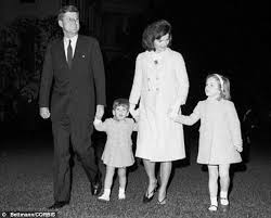 Caroline Kennedy S Children John Was A Rascal U0027 Kennedy Nanny Who Has Cared For Three