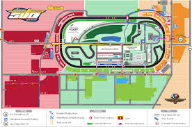 Indianapolis Time Zone Map by Tips On Choosing Seats For The Indianapolis 500 Brickyard 400 And
